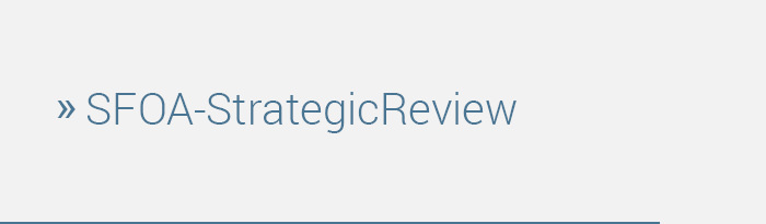 Strategic Family Office Advisors - SFOA StrategicReview